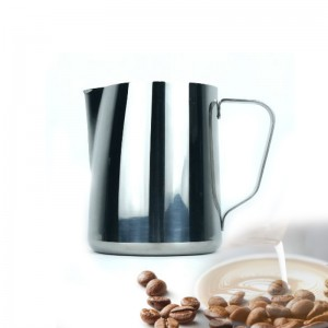 Stainless Steel 600ml Coffee Milk Frothing Pitcher