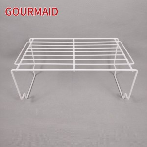 Wire Stackable Cabinet Shelf
