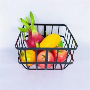 Flat Wire Fruit Basket