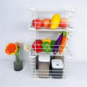 Basics Wire Storage Baskets