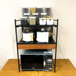 3 Tier Microwave Rack