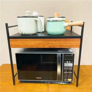 Multifunctional Microwave Oven Rack