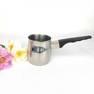 Non Electric Stainless Steel Butter Melting Pot