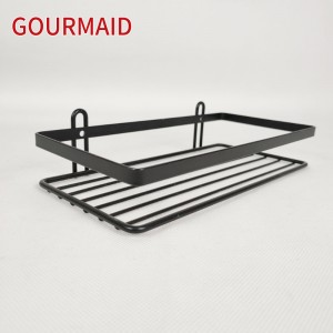 Wall Mounted Rectangular Wire Shower Caddy